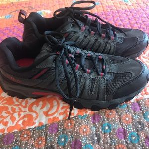 Fila Westmount men 9 hiking shoe 91175 black grey